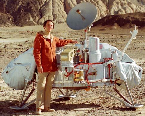 Carl Sagan - Viking